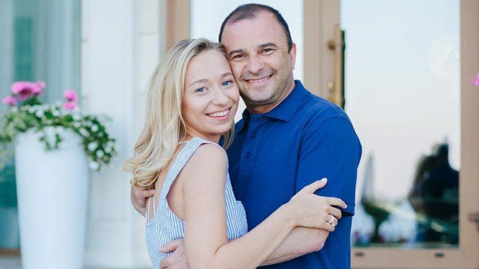 54-річний Віктор Павлік таємно одружився. Весільні фото