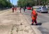 В Одесі працівників комунальних служб помітили за дивним заняттям: кумедне відео