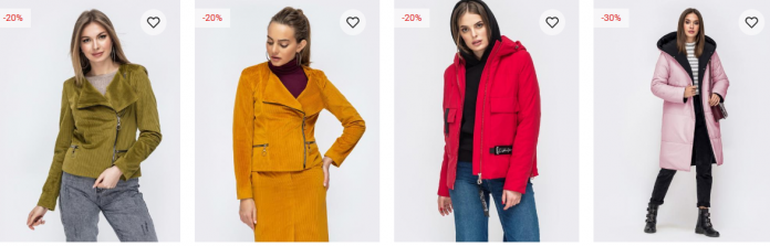 Модные акценты осенних курток сезона 2020