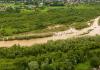Рясні опади призвели до руйнування дамби у Богородчанах: відео