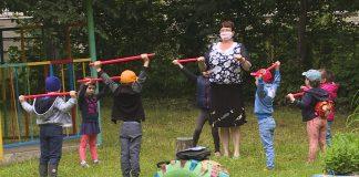 У Коломиї після карантину відкрилися дитячі садки: відео