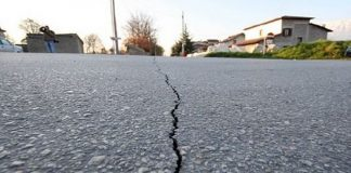 На Долинщині зафіксували землетрус потужністю 3.2 за шкалою Ріхтера