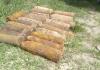 На Коломийщині виявили цілий арсенал вибухонебезпечних предметів часів ІІ Світової війни