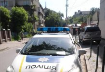 Франківським патрульним виписали штраф за порушення правил паркування