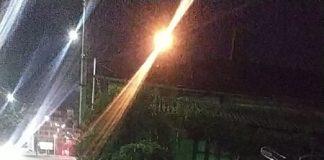 Посеред ночі у центрі Івано-Франківська трапилась карколомна ДТП: порушники намагалися утекти, але були упіймані поліцією