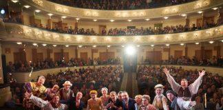 Театральні колективи з Франківська та Коломиї виступлять на ювілейних «Вересневих самоцвітах»