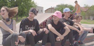 Прикарпатське реп-тріо Kalush, відзняло новий кліп у рідному місті