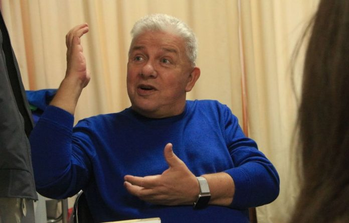 Зеленський запропонував відомому гравцеві КВК балотуватися в мери Одеси