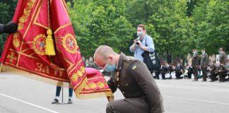 """Прикарпатець став єдиним """"золотим"""" десантником Одеської військової академії"""