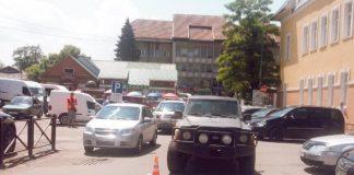 Поліція розслідує ДТП, де п'яний водій наїхав на пішохода