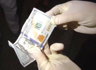 П'яний водій пропонував патрульним хабар у розмірі 100 доларів