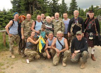 На вершині Говерли влаштували фестиваль військової пісні ФОТО