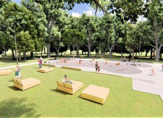 У Франківську шукають інвесторів для облаштування в міському парку дитячого простору ФОТОФАКТ