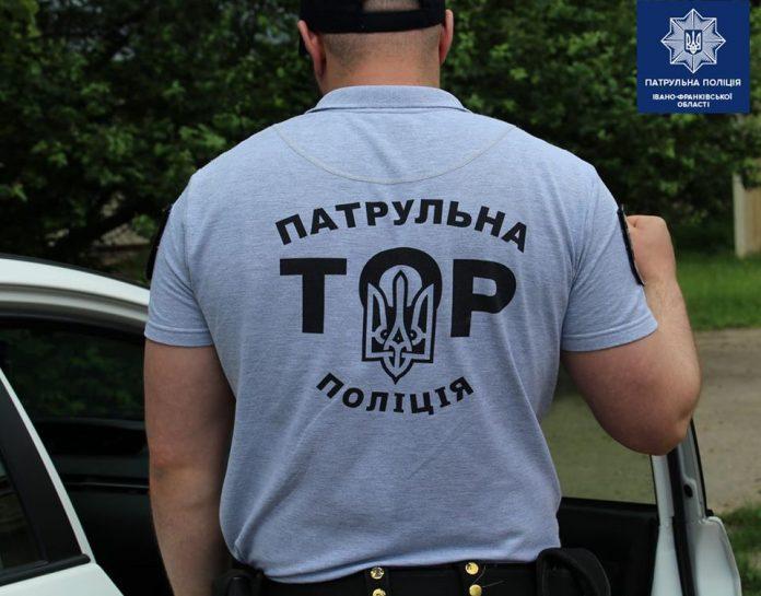 Франківські патрульні спіймали крадія з Миколаївщини, який тривалий час перебував у розшуку