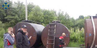 СБУ блокувала незаконний видобуток нафти з державної свердловини на Франківщині