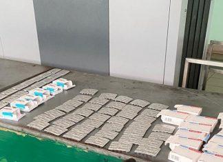 На кордоні собака знайшов у прикарпатця майже 600 наркотичних таблеток ФОТО