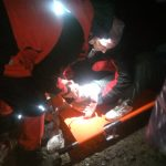 Рятувальники знесли з Говерли травмовану туристку