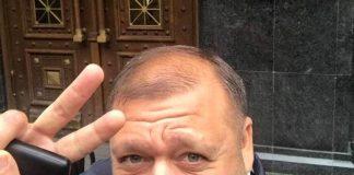 Михайло Добкін став байкером. Одіозний політик зібрався у мери Києва і зняв проморолик. Відео
