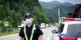 Поліція посилює заходи безпеки на дорогах Прикарпаття