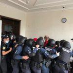 Як служба судової охорони проводила у Франківську тактико-спеціальні навчання ФОТОРЕПОРТАЖ