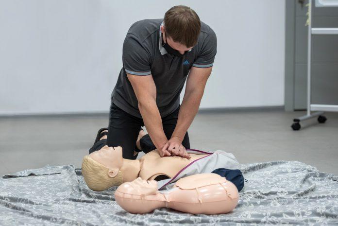 Стартував курс надання першої медичної допомоги для прикарпатських газовиків ФОТО