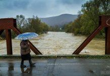 У річках Івано-Франківщини може зрости рівень води