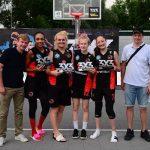 Франківська команда тріумфувала на першому етапі чемпіонату України з баскетболу ФОТО