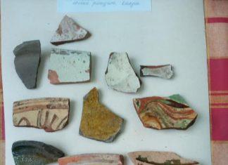 На Прикарпатті знайшли давні фрагменти кераміки, які передадуть до музею: фото