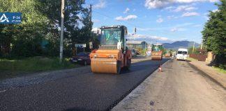 На Верховинщині продовжують будувати дороги