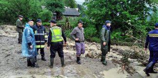 Франківщина отримала перший транш для ліквідації наслідків повені