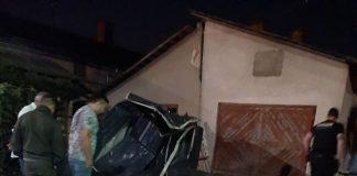 У поліції розповіли подробиці нічної карколомної ДТП, яка трапилася сьогодні у Франківську