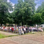 """""""Відстоїмо район!"""" - верховинці зібралися пішою ходою на Київ ФОТО"""