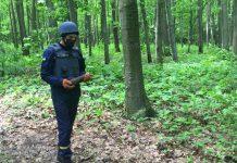 Разом із грибами прикарпатські грибники знаходять й інші знахідки, які на жаль можуть нести смерть