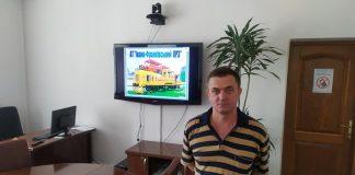 Франківський Локомотиворемонтний завод презентував можливості підприємства для Укрзалізниці