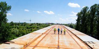 В Івано-Франківську оголосили конкурс на будівництво транспортної розв'язки нового моста