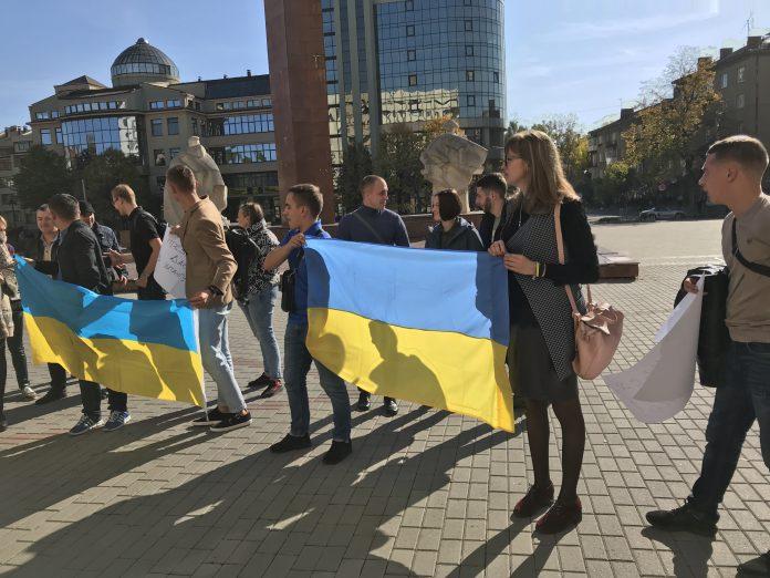 Завтра в Івано-Франківську протестуватимуть проти впровадження дистанційного навчання