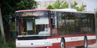 Через ремонт дороги та мосту Чернієві, деякі комунальні автобусні маршрути курсуватимуть зі змінами