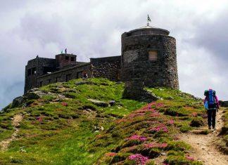 Оком птаха: гору Піп Іван та обсерваторію показали з висоти ВІДЕО