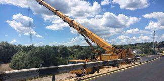 У Боднарові планують відремонтувати стару частину автомобільного мосту