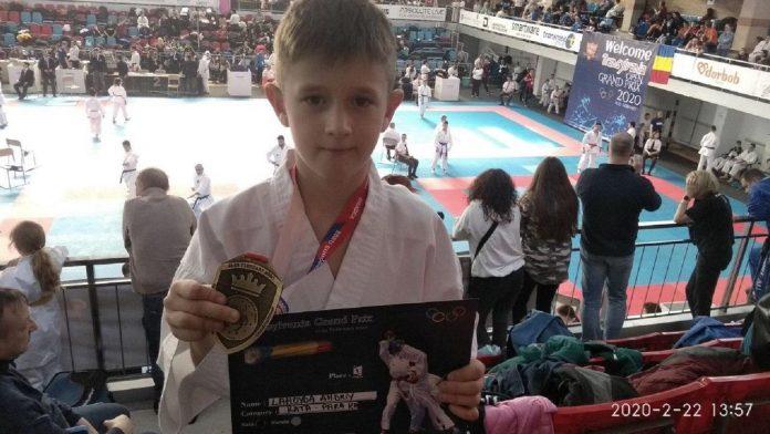 Як юний прикарпатець із ДЦП тав чемпіоном Європи із карате