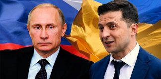 Припинення вогню на Донбасі: як Путін глузує з фантазера Зеленського