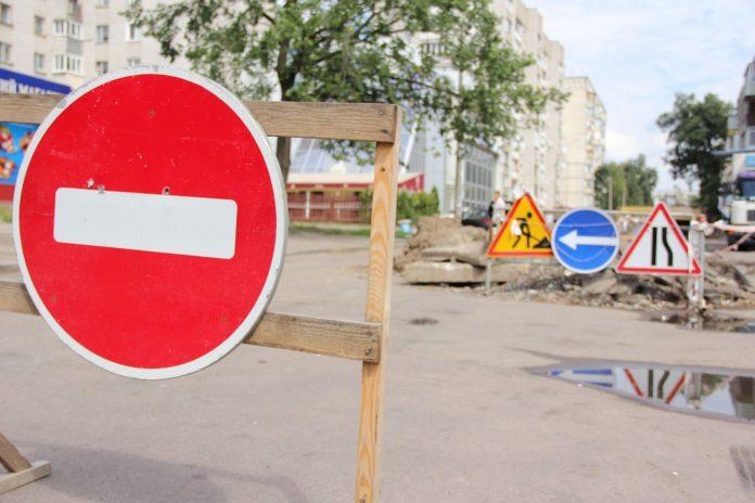 На Прикарпатті перекриють дорогу (схема проїзду)