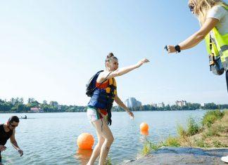 """У Івано-Франківську проведуть змагання з плавання та бігу """"SwimRunIF"""""""