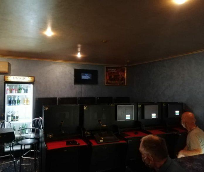 Поліцейські закрили ще один гральний заклад на Прикарпатті