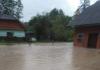 Мешканці села на Прикарпатті стурбовані проблемою підтоплення та просять збудувати новий міст