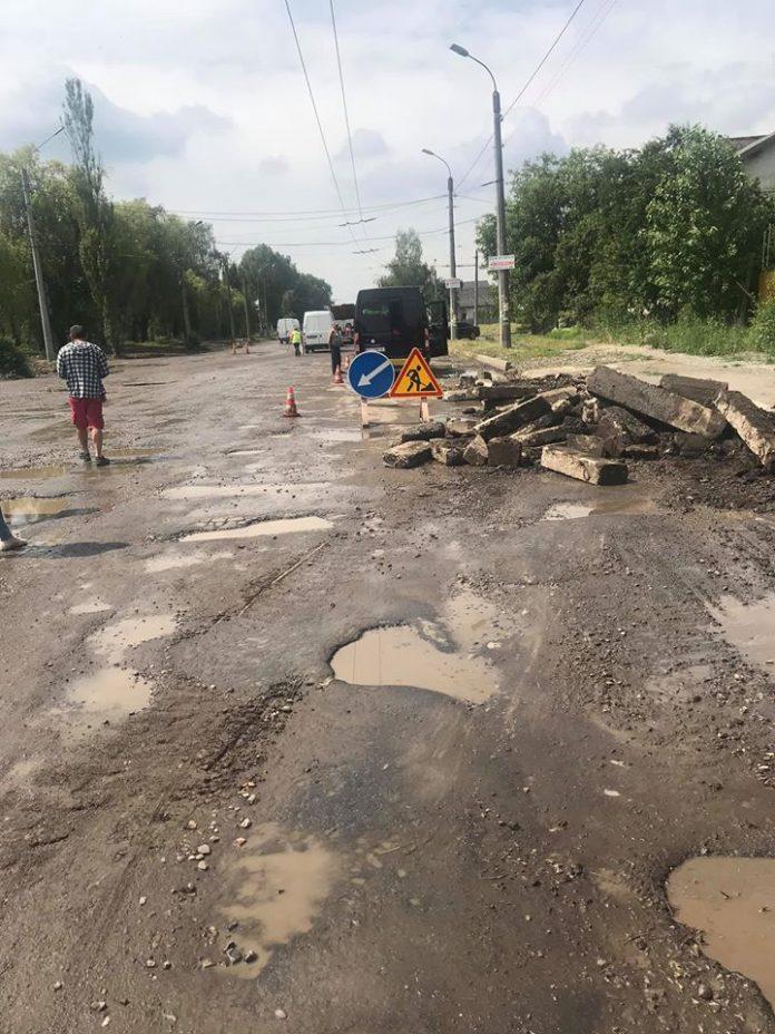 Прикарпатський нардеп проанонсував ремонт вулиці Автоливмашівської в Івано-Франківську