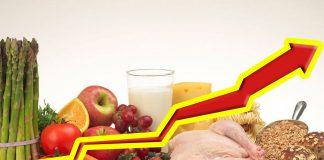 Як на Прикарпатті за останній місяць змінилися ціни на продукти