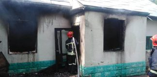 Неподалік Франківська рятували чоловіка, що отруївся чадним газом під час пожежі ФОТО