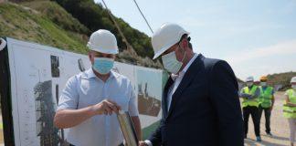 У Тисменицькому районі спорудять комплекс з видобутку вапна ВІДЕО