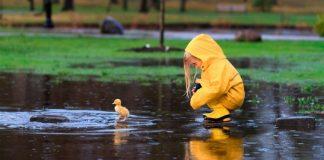 Прикарпаття знову накриють дощі з грозами